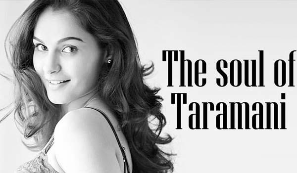 The Soul of Taramani mp3 audio songs