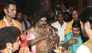 Tharma prabhu movie pooja photos