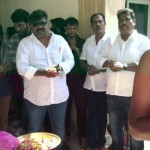 "Actor Vishal n ""Thupparivalan"" Director Mysskin film Movie Poojai Video"