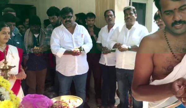 "Actor Vishal n ""Thupparivalan"" Director Mysskin film Movie Poojai Video mp3 audio songs"