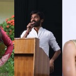 Vada Chennai Press Meet Photos