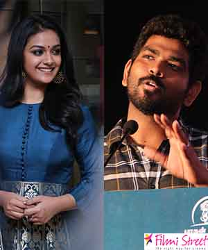vignesh shivan and keerthy suresh