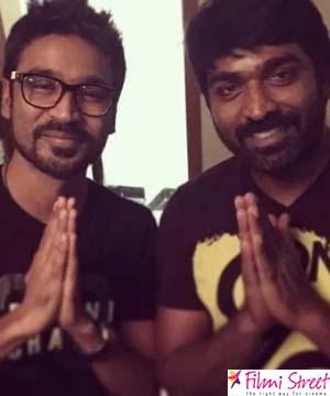 vijay sethupathi and dhanush