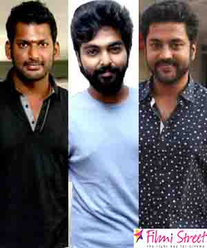 vishal gv prakash kayal chandran